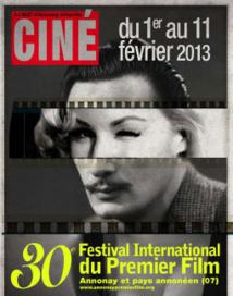 30e édition du Festival International du 1er film d'Annonay (Ardèche) du 1er au 11 février 2013