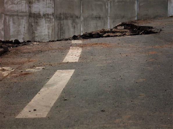 Fin de Parcours, photographie couleur, 2006