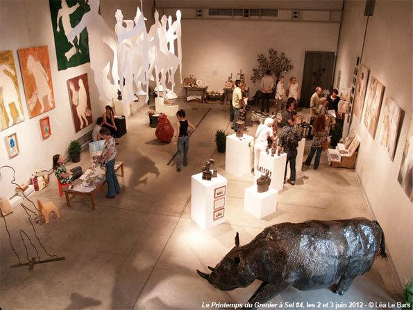 Le Printemps du Grenier à Sel, #5, Avignon, du 7 au 9 juin 2013