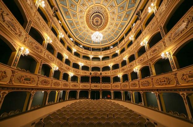 Le Teatru Manoel à La Valette © Office du Tourisme de Malte