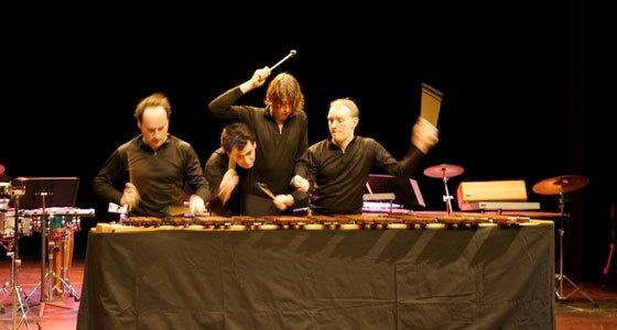 Kromoritmos, le 7 avril 2013, théâtre de Bourg-en-Bresse