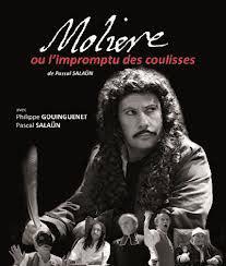 Molière ou l'Impromptu des coulissses.... Théâtre de l'Essaïon, Paris, jusqu'au 29 juin 2013