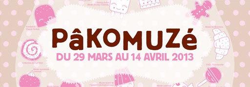 PâKOMUZé du 29 mars au 14 avril 2013 dans 28 musées de Lausanne et Pully