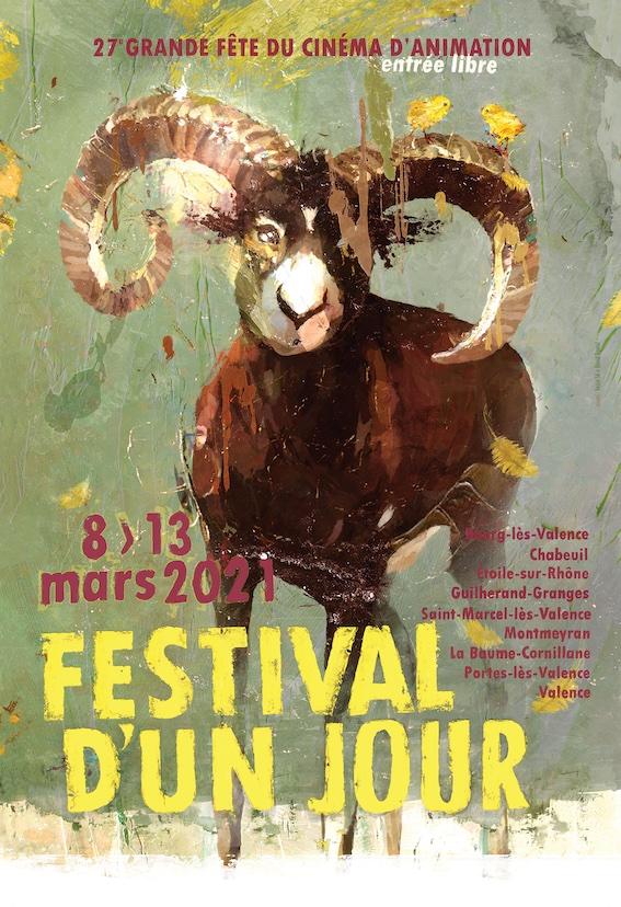 Drôme-Ardèche : Le festival d'un jour ... anime notre territoire de cinéma !