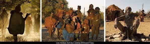 LES HIMBAS FONT LEUR CINEMA France- 2012- 52'- Un film réalisé par Solenn Bardet avec les communautés himbas d'Omuhonga et d'Epupa