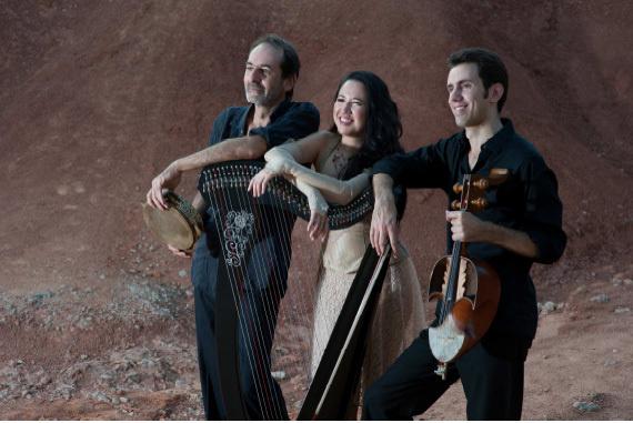 trio Keynoad : Ameylia Saad Wu, Christian Kiane Fromentin et Nicola Marinoni le 2 mai à 18h30