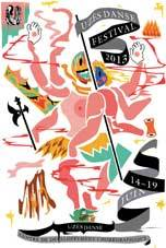 Festival Uzès danse du 14 au 19 juin 2013