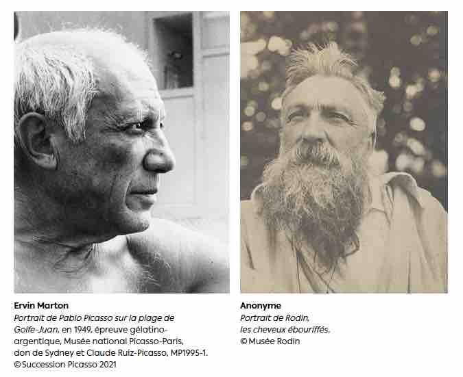 Paris, « Picasso-Rodin », exposition au Musée national Picasso-Paris et au Musée Rodin du 9 février 2021 au 2 janvier 2022