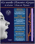 Festival des Rencontres Lyriques de Luchon du 10 au 17 août 2013