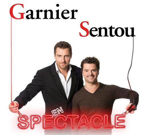 Festival du Rire avec Garnier et Sentou à Brides-les-Bains (Savoie)  du 16 au 18 mai 2013
