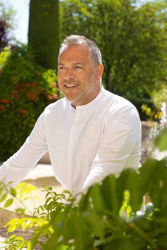 Uchaux (84). Une étoile Michelin pour le Château de Massillan et son Chef Christophe Chiavola