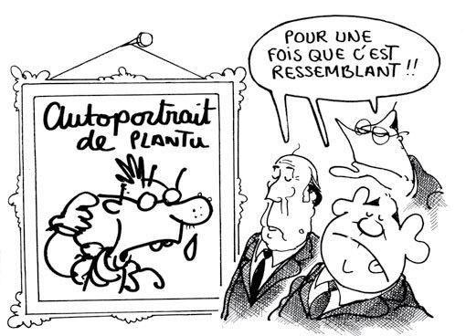 Drôle de peuple. 40 ans de relations franco-allemandes croquées par Plantu... Mémorial Charles de Gaulle, Colombey-les-Deux-Eglises, du 27 mars au 30 septembre 2013