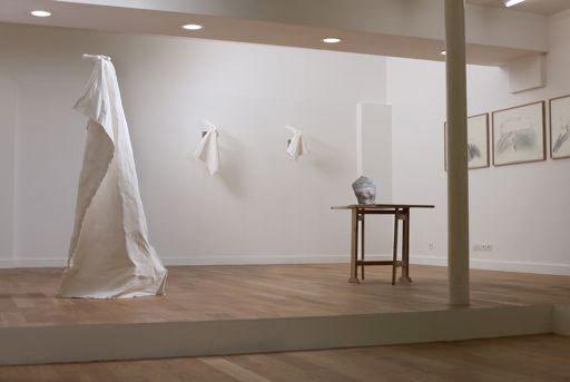 Masahide Otani, Figures du vide Photo : Florent Larronde - Same O - Courtesy galerie cortex athletico