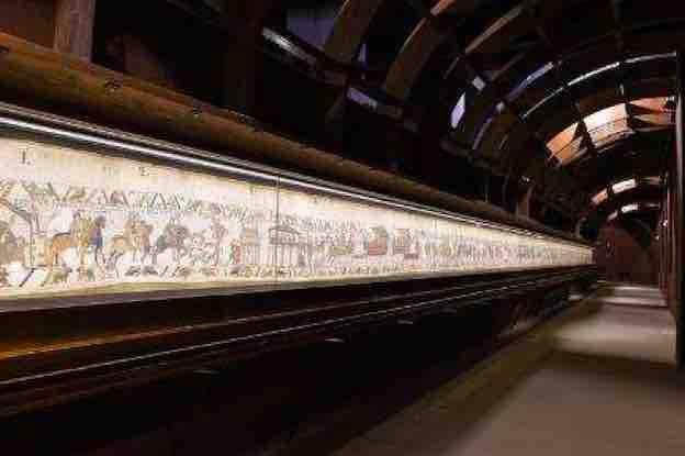 Galerie d'exposition de la Tapisserie de Bayeux depuis 1982 © Bayeux-Museum