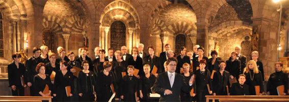 Requiem de Campra à l'église Saint-Louis de Saint-Etienne, Loire,  le 13 avril 2013