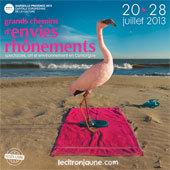 La 13e édition des Envies Rhônements a lieu du 20 au 28 juillet 2013.