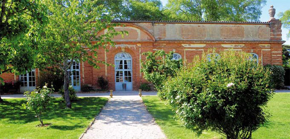 L'Orangerie de Rochemontès © DR