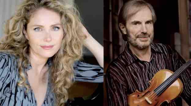 Jean Luc PONTY et Clara PONTY Quartet le 14 mai © DR