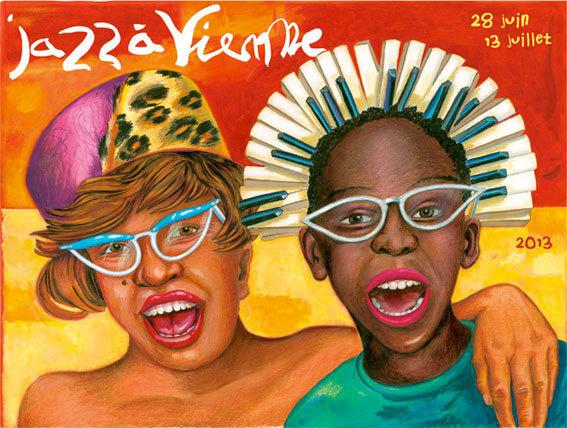 Jazz à Vienne et le Rhino Jazz(s) festival présentent les 11èmes Victoires du Jazz le 28 juin 2013