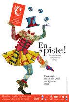 Exposition En piste ! Centre national du costume de scène et de la scénographie, Moulins, du 15 juin 2013 au 5 janvier 2014