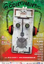 Festival 6e continent - cultures du monde, Lyon, du 30 mai au 2 juin 2013