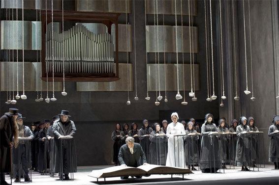 Stiffelio Opéra de Monte-Carlo avril 2013 © Opéra de Monte-Carlo