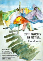 28ème édition de Paroles en festival