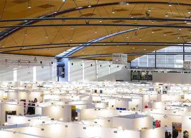 Des incertitudes de programmation conduisent à l'annulation d'art Karlsruhe 2021