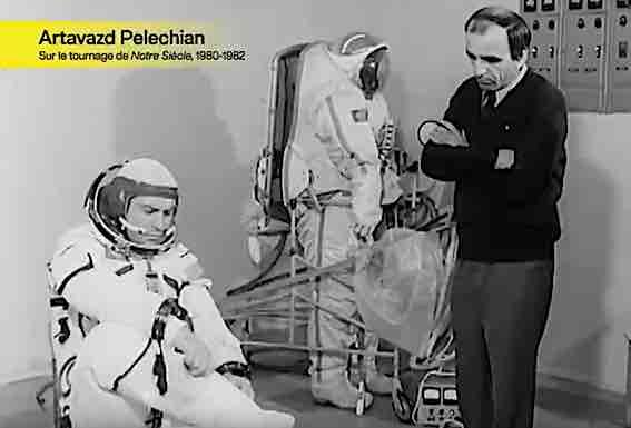 Fondation Cartier : Rencontre avec Artavazd Pelechian : un site dédié à la vie et à l'œuvre du cinéaste légendaire