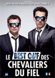Les Chevaliers du Fiel en spectacle au Théâtre de la Mer à Sainte Maxime, le 2 juillet 2013
