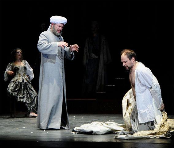 Rituel pour une métamorphose de Saadallah Wannous © Théâtre du Gymnase