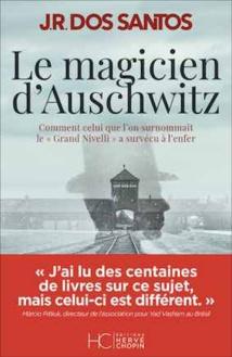 Le Magicien d'Auschwitz, de J.R. dos Santos, Éditions Hervé Chopin