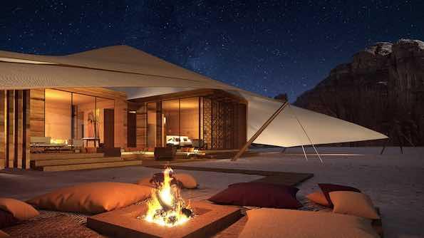 L'Ashar Resort propose de luxueuses villas, des restaurants gastronomiques et un spa. Ouverture à la mi-2021
