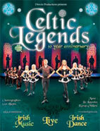 Celtic Legends en spectacle à Châteauneuf Les Martigues le 6 juillet 2013