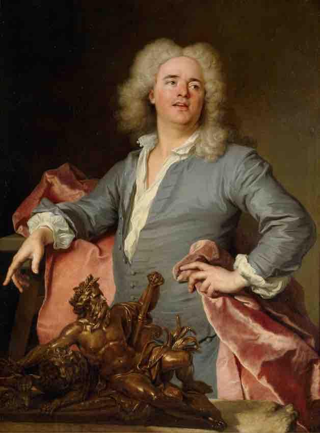 Jean-François Delyen, Guillaume Coustou, 1725 @ RMN-Grand Palais (Château de Versailles) / D. Arnaudet / G. Blot