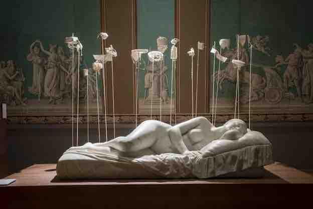 """Vue de l'exposition """"Philippe Favier / All-Over"""", 2020 © Musée de Valence, E. Georges"""