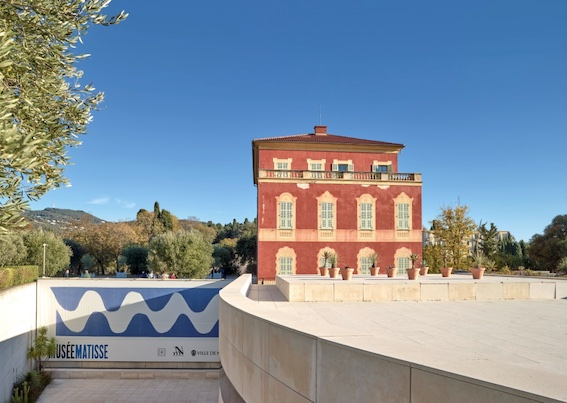 Musée Matisse @ François Fernandez