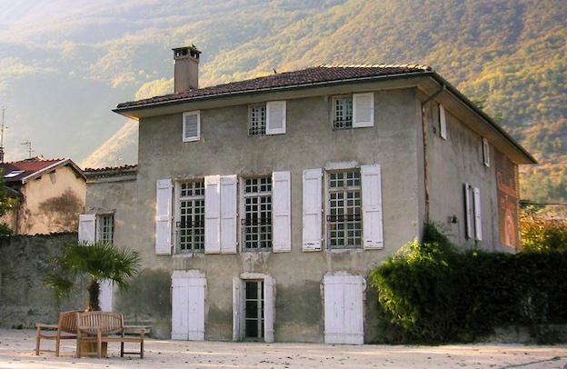 La maison de maître, 2004. © Département de l'Isère / Musée Champollion