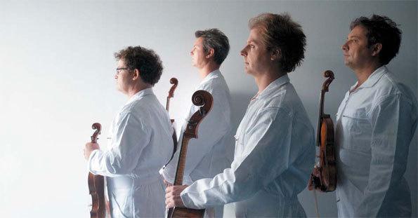 Quatuor Debussy maître d'œuvre de Cordes en Ballade © DR