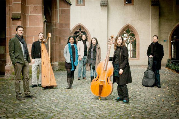 La Boz Galana. Musique baroque d' Espagne © DR
