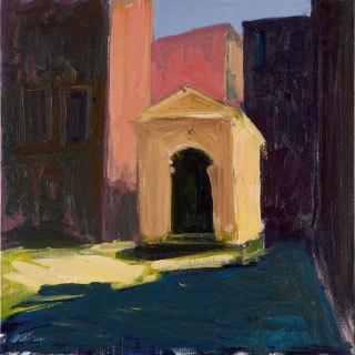 Giorda, La Petite Chapelle, Venise.2012 © Giorda