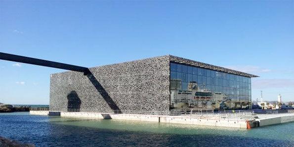 MUCEM, Musée des civilisations de l'Europe et de la Méditerranée © Mucem 2013