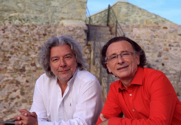 Alain Carré & François-René Duchâble © DR