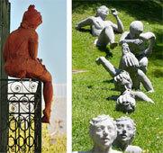 Nicole Brousse, sculptures ; Gia To, photographies à la Ferme des Arts, Vaison-la-Romaine, du 28 juin au 28 juillet 2013