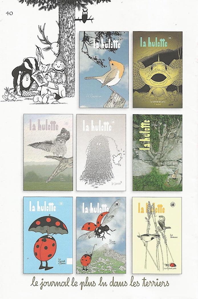 Pierrot amoureux, édition La Hulotte, « pour tout savoir sur le moineau ».