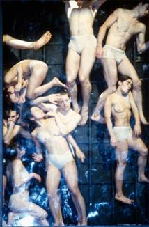 Körper Sasha WALTZ © Bernd Uhlig