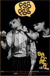 """Avignon, festival Off, Baccalà Clown """"Pss Pss"""", THEATRE DES LUCIOLES du 6 au 28 juillet 2013  à 12h00"""