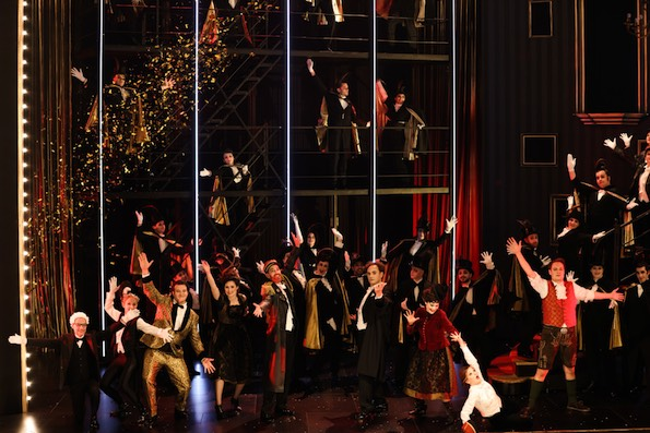 La Chauve-Souris de Strauss en clôture de saison à l'Opéra d'Avignon