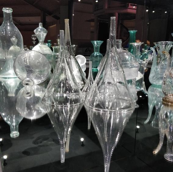 Claret (34), La Halle du verre : exposition Mémoires de verre jusqu'au 28 novembre 2021