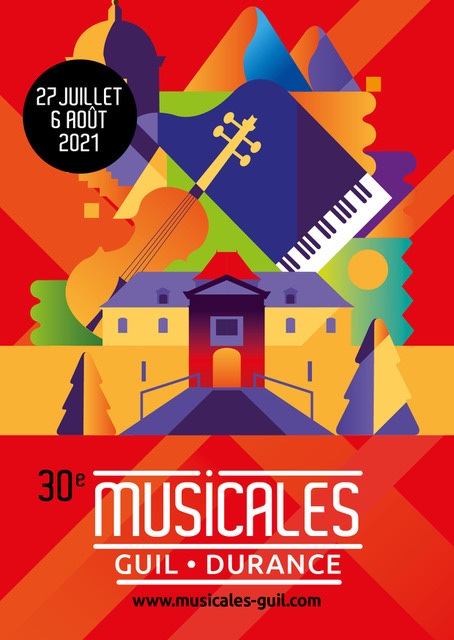 Festival Musicales Guil Durance 2021